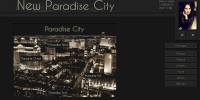 New Paradise City - Screenshot Play by Chat