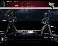 Ninja Rising - Screenshot Guerra