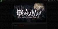 Obey me! One Master to Rule Them All - Screenshot Play by Forum