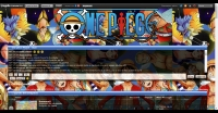 One Piece Planet GDR - Screenshot Play by Forum