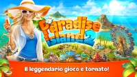Paradise Island 2 - Screenshot Play by Mobile