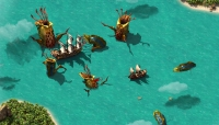Pirate Storm - Screenshot Storico