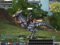 Rappelz - Screenshot Fantasy Classico