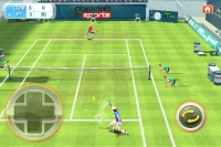 Real Tennis - Screenshot Play by Mobile