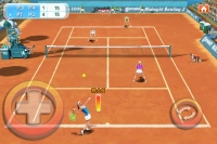 Real Tennis - Screenshot Sport