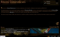 Reami Dimenticati - Screenshot Play by Chat