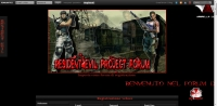 Residente Evil Project - Screenshot Play by Forum