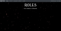 Roles - Screenshot Play by Chat