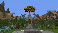Roma Medievale - Screenshot Minecraft
