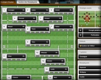 Rugby Manager - Screenshot Sport