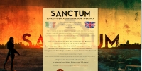 Sanctum - Screenshot Post Apocalittico