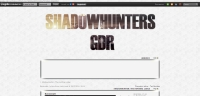 Shadowhunter: The Hunting Loudge - Screenshot Play by Forum