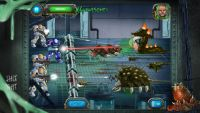 Soldiers Vs. Aliens - Screenshot Fantascienza