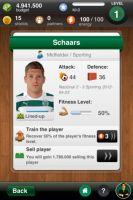 Sporting Fantasy Manager - Screenshot Play by Mobile