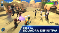 Star Wars: Galaxy of Heroes - Screenshot Star Wars