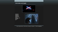 Star Wars Lighsaber - Screenshot Star Wars