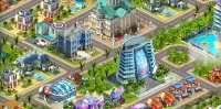 Sunshine Bay - Screenshot Social Game