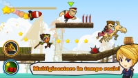 Super Battle Racers - Screenshot Play by Mobile