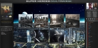 Superheroes: Age of Rebellion - Screenshot Play by Chat