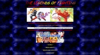 The Legends of Fighting - Screenshot Play by Mail