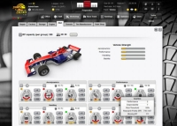 The Motorsport Manager - Screenshot Browser Game