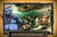 The Seawise Chronicles: Untamed Legacy - Screenshot Fantasy Classico
