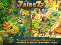 The Tribez Social - Screenshot Social Game