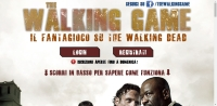 The Walking Game - Screenshot Browser Game