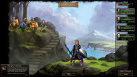 Therian Saga - Screenshot Fantasy Classico