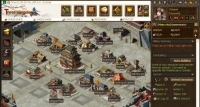 Three Kingdoms Online - Screenshot Storico