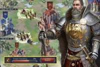 Throne: Kingdom at War - Screenshot Browser Game