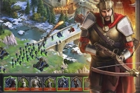 Throne: Kingdom at War - Screenshot Fantasy Storico