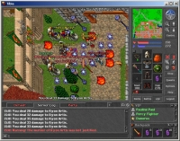 Tibia - Screenshot MmoRpg