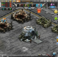 Total Domination: Nuclear Strategy - Screenshot Browser Game