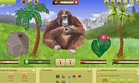 Tropicstory - Screenshot Browser Game