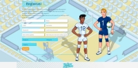 Volley Square - Screenshot Sport