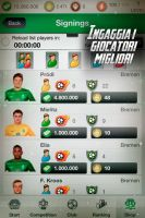Werder Bremen Fantasy Manager - Screenshot 2