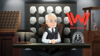 WestWorld Mobile - Screenshot Fantascienza