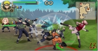 World of Shinobi - Screenshot Naruto