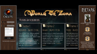 World of Zora - Screenshot Play by Chat