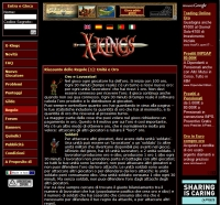 X-Kings - Screenshot Fantasy Storico