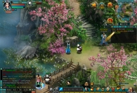 Yitien - Screenshot MmoRpg