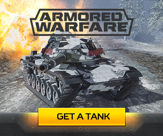 Armored Warfare - 203