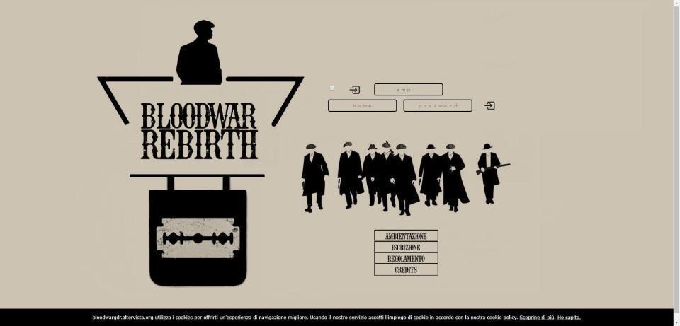 Blood Wars - Rebirth