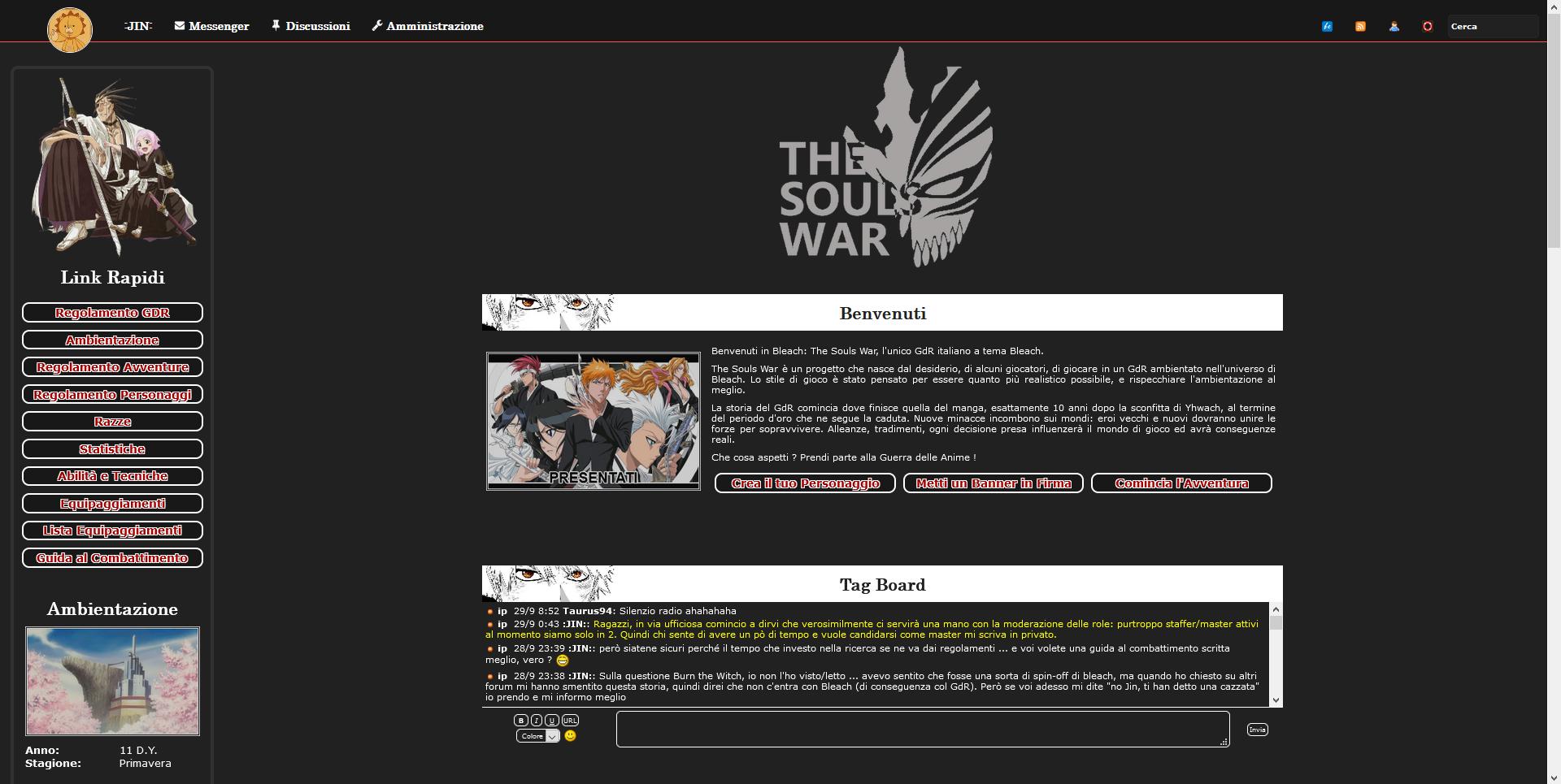 Bleach: The Souls War