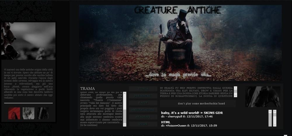Creature Antiche