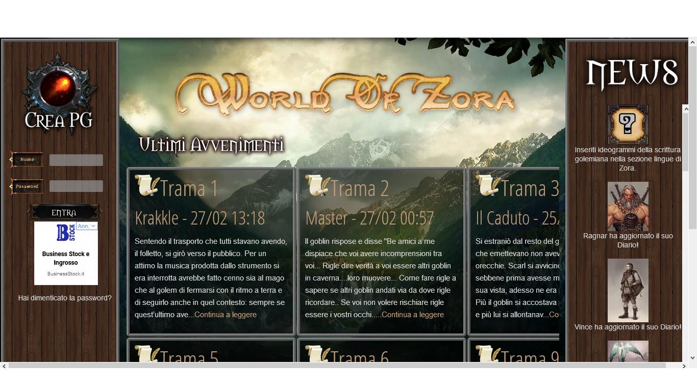 World of Zora