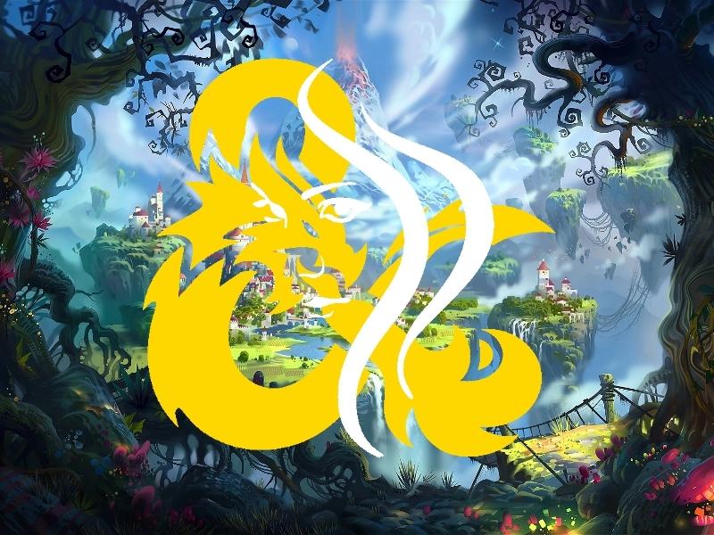 Anime and Dragons