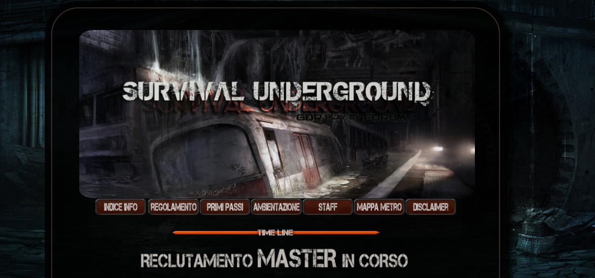 Survival Underground