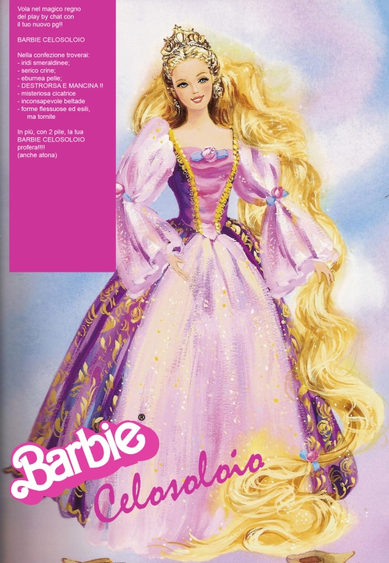 Let´s go Barbie!